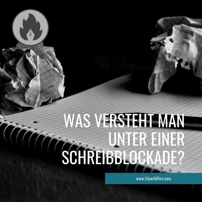 Schreibblockade: Was versteht man darunter?